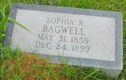 Sophia <I>Redden</I> Bagwell