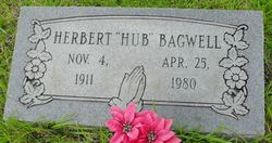 """Herbert """"Hub"""" Bagwell"""