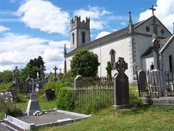 Saint Colmcille Churchyard