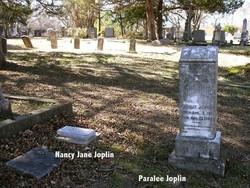 Paralee <I>Whitman</I> Joplin