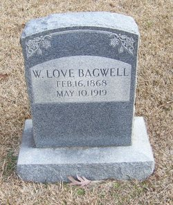 William Love Bagwell