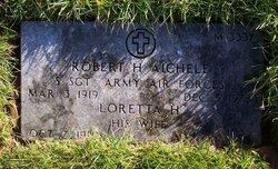 Loretta <I>Hoerner</I> Aichele