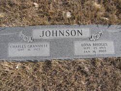 Charles Granville Johnson