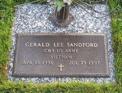 Gerald Lee Sandford