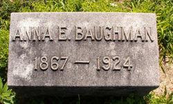 Anna Elizabeth <I>Martin</I> Baughman