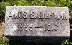 Amos Baughman