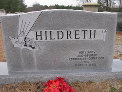 Myrtle Lee <I>Gaddy</I> Hildreth