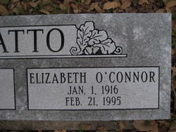 Elizabeth Marie <I>O'Connor</I> Batto