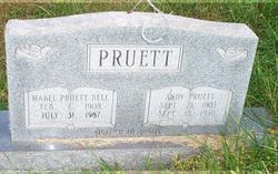 "Andrew ""Andy"" Pruett"