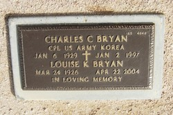 Charles C Bryan