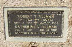Robert T Fillman