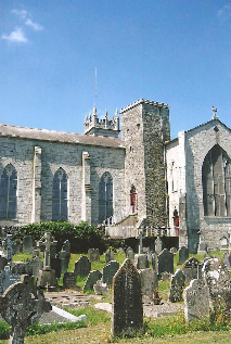 St Mary's Catholic Cemetery and Buttevant Friary