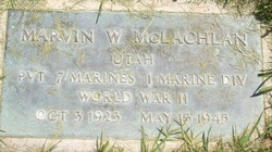 Marvin West McLachlan