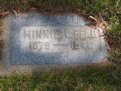 Minnie Louise <I>Krebs</I> Pfau