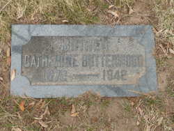 Katherine <I>Beckstead</I> Butterwood