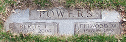 Bertie I <I>Lee</I> Powers