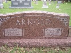 Ellen R. <I>Barker</I> Arnold
