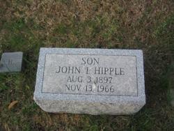 John I Hipple
