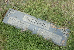 Dora Maye <I>Hawkins</I> McGinnis