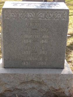 Albert J Spencer