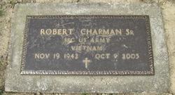 "Robert M ""Bob"" Chapman, Sr"