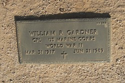 William R Gardner
