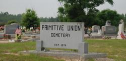 Primitive Union Cemetery