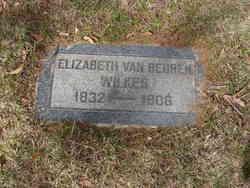 Elizabeth <I>VanBeuren</I> Wilkes