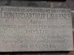 Phyllis Laurence