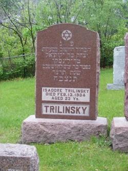 Isadore Trilinsky