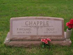 Peter Richard Chapple
