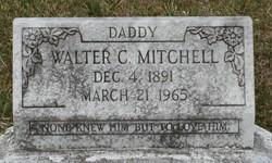 Walter Colan Mitchell