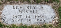 Beverly Ann Wivell