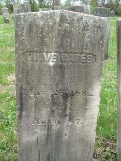 Olive Gates