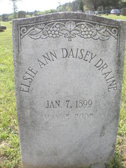 Elsie Ann <I>Miller</I> Draine