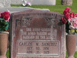 Carlos M Sanchez