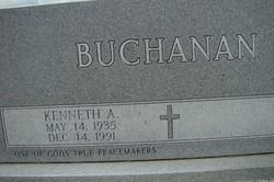 Mary Ann <I>Holifield</I> Buchanan