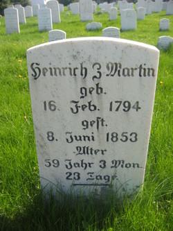 Henry Z. Martin