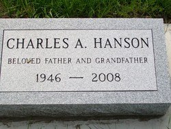 "Charles A ""Charlie"" Hanson"