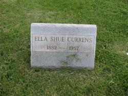 Ella <I>Shue</I> Currens
