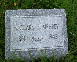 Basil Clark Humphrey
