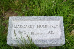 Margaret Arthelia <I>James</I> Humphrey