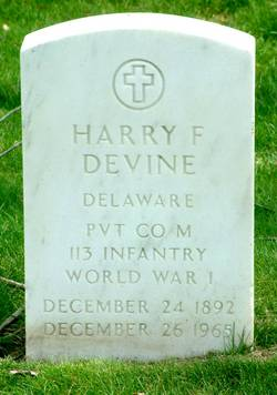 Harry F Devine