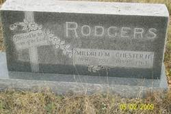 Chester H Rodgers