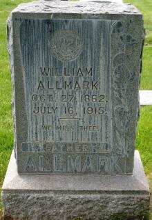 William Nathanial Allmark