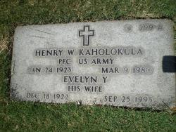 Henry William Kaholokula