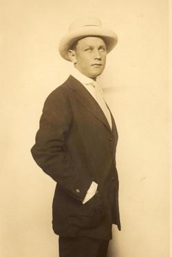 """Charles McIlvaine """"Mack"""" Sommerville"""