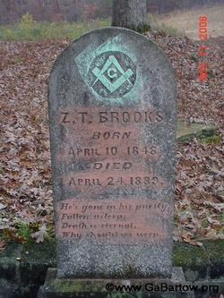 Zachary Taylor Brooks
