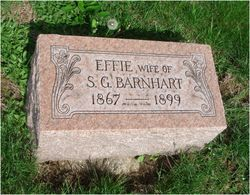 Effie Jane <I>Hempleman</I> Barnhart