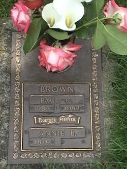 Paul Garner Brown
